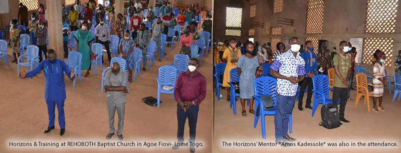 Koffi Soke Kpomgbe – Promoting the BWA